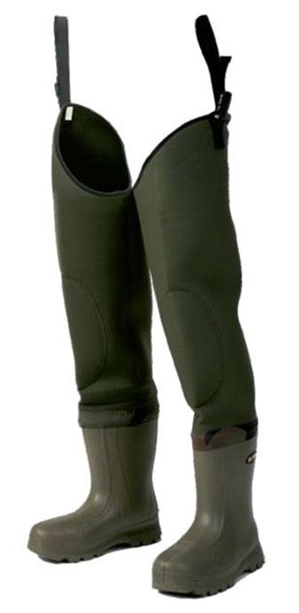 Sundridge hot foot neoprene hip waders for Hip boots for fishing