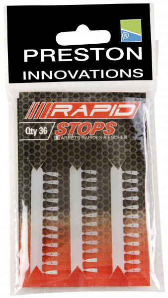 Preston Innovations Rapid Hair Stops and Rapid Hair Stop Tyer