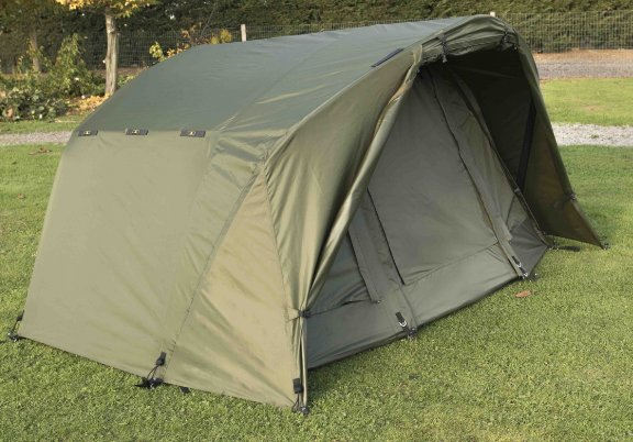 Avid carp base camper bivvy and over wrap for Wrap fishing system