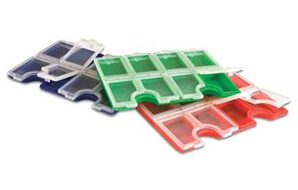 Preston Innovations InBox 8 Compartment Magnetic Hook Box