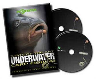 Korda State of the Art Underwater Carp Fishing Part 6 DVD - Fishing DVD`s