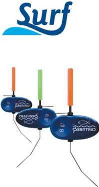 Cralusso Surf Floats - Fishing Floats