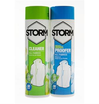 Storm Wash In Waterproofer and Cleaner