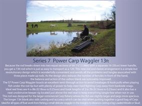 Drennan 13ft Power Carp Waggler Rod