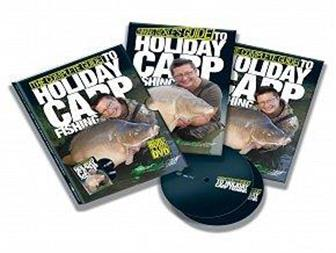 KORDA - The Complete Guide To Holiday Carp Fishing - Book & DVDs