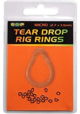 ESP Teardrop Rig Rings