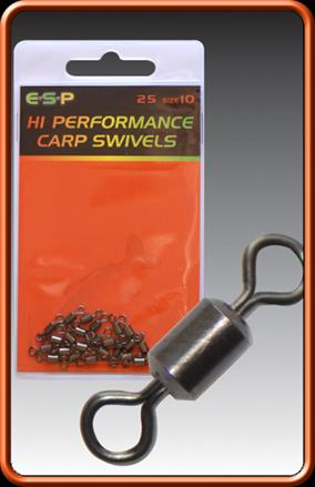 ESP Hi-Performance Carp Swivels