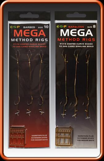 ESP Mega Method Rigs  Barbed
