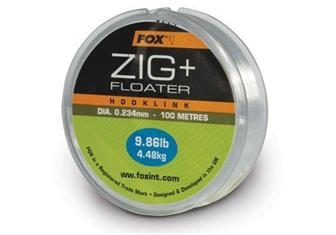Fox Zig + Floater Hooklink Line