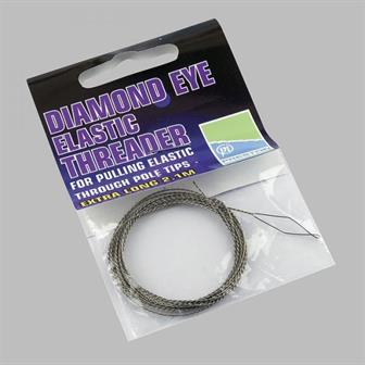 Preston Innovations Diamond Eye Elastic Threader - Extra Long