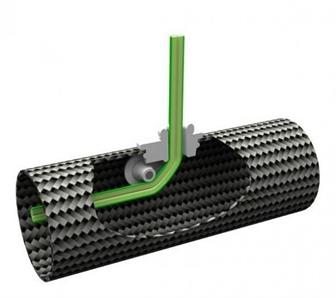 Preston Innovations Pole Roller Pulla Bush - FITTING SERVICE AVAILABLE!
