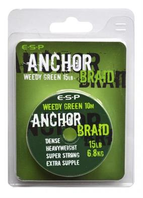 ESP Anchor Braid - Weedy Green