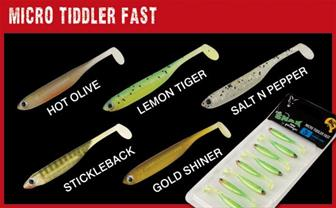 Fox Rage Micro Tiddler Lures