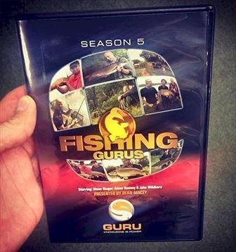 Guru Fishing Gurus 5 DVD