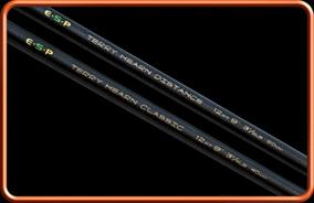 ESP Terry Hearn Classic & Distance 12ft 9in Carp Rods