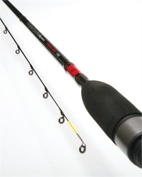 Team Daiwa Commercial Rods