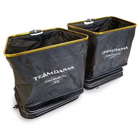 Daiwa Kompacta Keepnets, Twin Pack