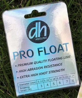Dave Harrell Angling Pro Float Fishing Line