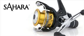 Shimano Sahara Fighting Drag Reels
