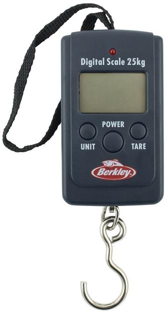 Berkley 25kg Digital Pocket Scale