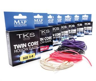 MAP TKS Twin Core Hollow Pole Elastic