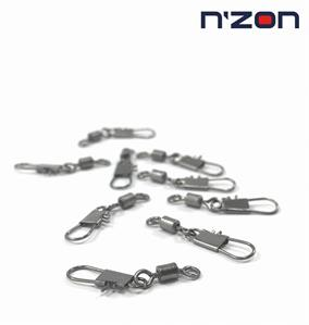 Daiwa N'Zon Feeder Snap Link Swivels