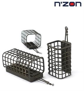 Daiwa N'ZON Square Cage Feeders