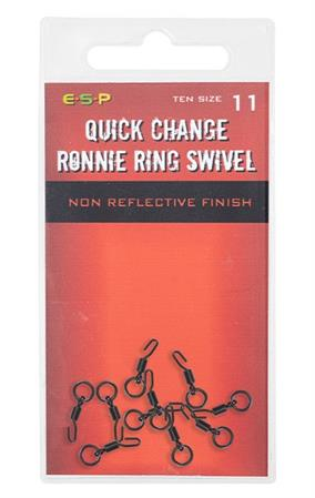 ESP Quick Change Ronnie Ring Swivels