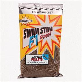 Dynamite Baits Swim Stim F1 Sweet Pellets & Groundbait