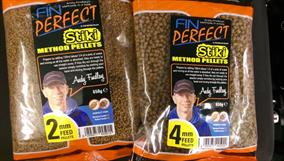 Sonu Baits Fin Perfect Stiki Method Pellets