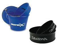 Bait Buckets & Groundbait Bowls
