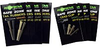 Korda Safe Zone Tail Rubbers & Lead Clips