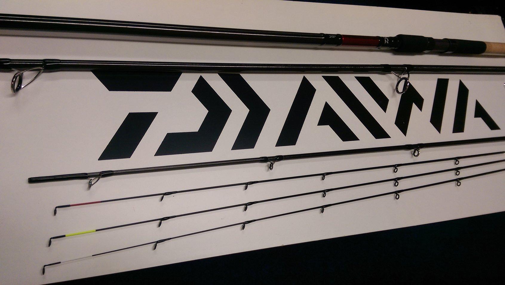 ad51ff4cf70 Daiwa Tournament SLR Feeder Rods - Buy Online