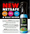 Rod Hutchinson Netsafe Sanitiser Spray