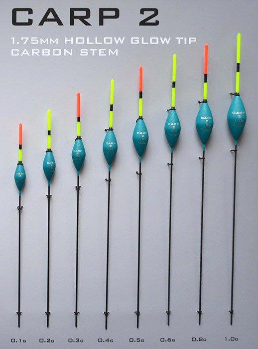 Drennan Carp 1 Pole Floats