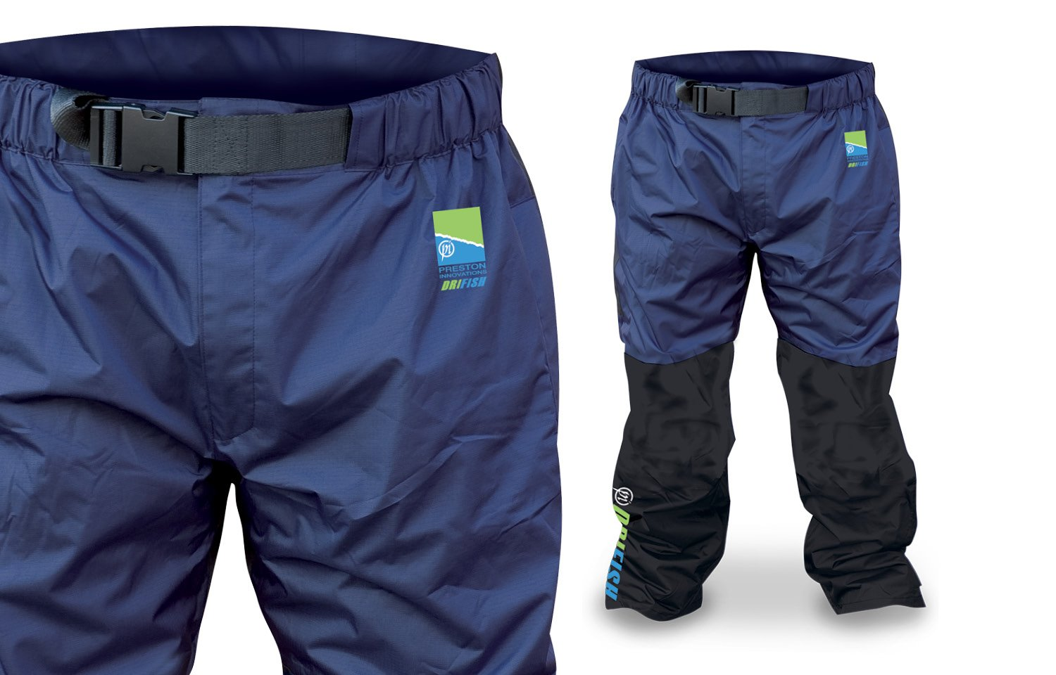 All Sizes Available Preston Innovations Drifish Trousers