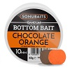 SonuBaits Chocolate Orange Boilies & Band'ums